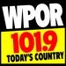 Today's Country - WPOR