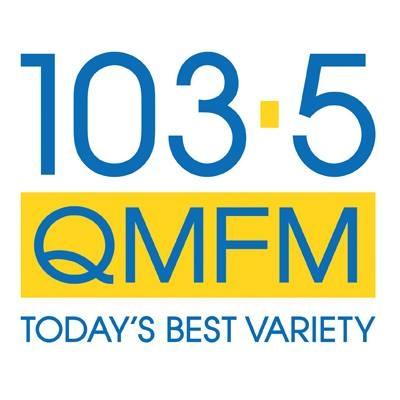 103.5 QMFM - CHQM-FM