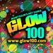 Glow 100 - CFRM-FM Logo