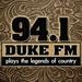 94.1 Duke FM - WWDK Logo