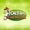 Fiesta Mexicana 104.9 - XESO Logo