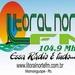 Litoral Norte FM Logo