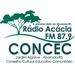 Rádio Acácia FM Logo