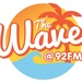 The Wave @92FM - KHBC Logo