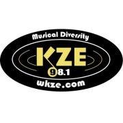 KZE 98.1 - WKZE-FM