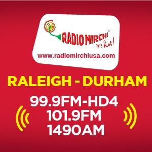 Radio Mirchi USA Raleigh-Durham - WCMC-FM-HD4
