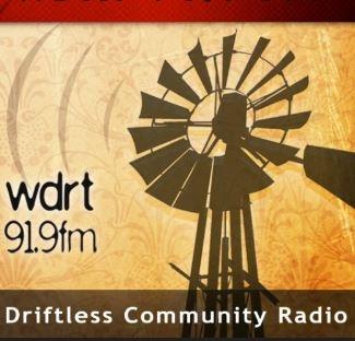 Driftless Community Radio - WDRT