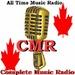 Complete Music Radio (CMR) Logo