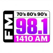 FM 98.1/1410 AM - KOOQ