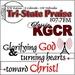 Tri-State Praise KGCR & Classic KGCR - KGCD Logo