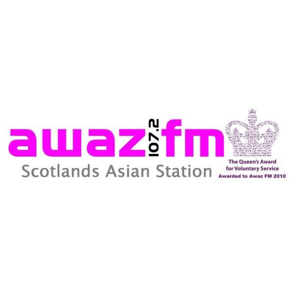 Awaz FM - FM 107.2 - Glasgow - Listen Online