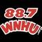 88.7 WNHU - WNHU Logo