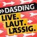 DasDing Plattenleger Logo