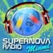 Supernova Radio Miami Logo
