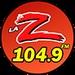 La Zeta 104.9 - KYXE Logo