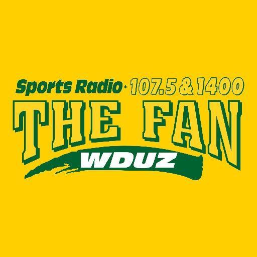 Sports Radio 107.5 & 1400 The Fan - WDUZ