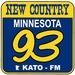 Minnesota 93 - KATO-FM Logo
