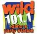 Wild 101.1 - KWYD Logo