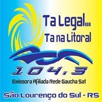 Rádio Litoral Sul FM 104.3