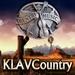 RadioMGA - KLAVCountry Logo