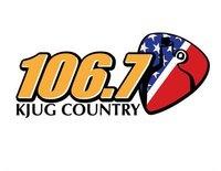 106.7 KJUG Country - KJUG-FM