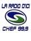 CHEF-FM - CHEF-FM-3 Logo