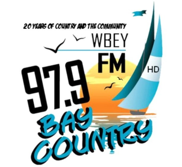 Bay Country 97.9 - WBEY-FM
