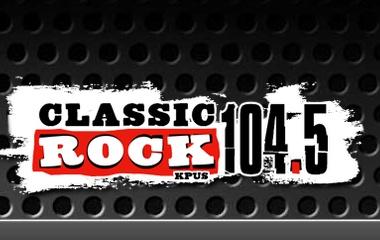 Classic Rock 104.5 - KPUS