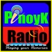 PinoyK Radio Logo