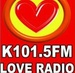 K101 Love Radio Logo