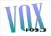 FM Vox 103.3 Logo