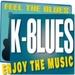 Keistad-FM - K-Blues Logo