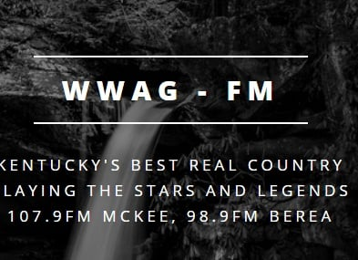 Real Country 107.9 - WWAG