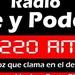 Fe y Poder Radio 1220 AM Logo