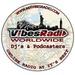 MixVibez Radio Logo