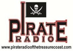 Pirate Radio of the Treasure Coast - iTreasure Radio Logo