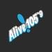 Alive 105 - KDKQ-LP Logo