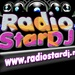 Radio Star Dj - Hip Hop Logo
