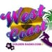 West Coast Golden Radio Logo