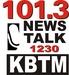 News Talk 1230 - KBTM Logo