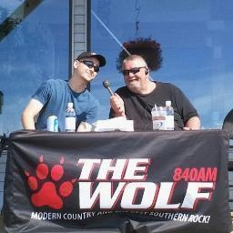 The Wolf 840AM