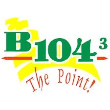B104.3 - KVGB-FM