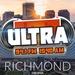 Ultra 94.1 FM - WULT Logo