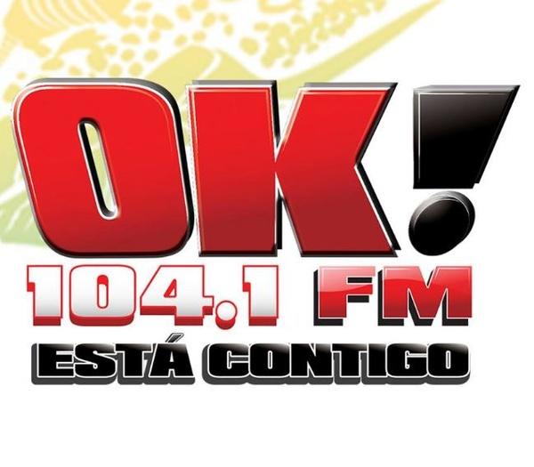 OK 104.1 FM - XEGR