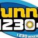 Sunny 1230 - WXCO Logo
