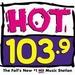 Hot 103.9 - KQXC-FM Logo