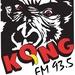KONG Radio - KQNG-FM Logo