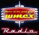 WMEX 105.9 - WMEX-LP Logo