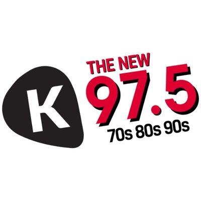 K 97.5 - CKRV-FM