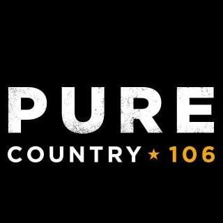 Pure Country 106 - CICX-FM
